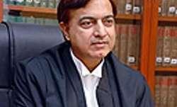 Justice Sunil Gaur, who denied bail to P Chidambaram,