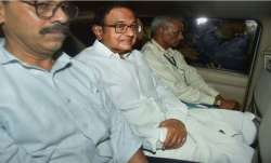 Supreme Court to hear Chidambaram's plea on anticipatory