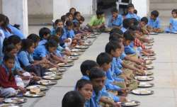 West Bengal govt fixes midday meal menu
