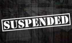 Man dies in police custody; two policemen suspended