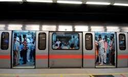 Delhi Metro's Red Line (Representational Image)