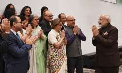 'Facilitator of change', Indian-American community embraces
