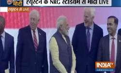 Quite a bonhomie! PM Modi laughs heartily with US Senator