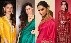 Here are 5 celeb approved looks to kick start Navratri in