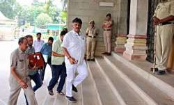 SC dismisses ED plea challenging bail to Shivakumar in money laundering case
