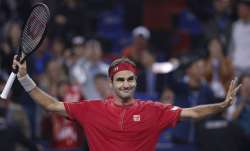 File image of Roger Federer