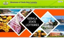 Kerala state Nirmal Lottery NR-143 Results: First prize