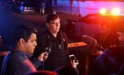 10 shot, 4 killed at backyard football party in California