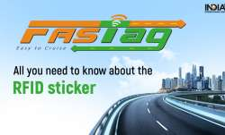 fastag sticker on car,fastag mandatory,What is FASTag in car,How do I recharge my FASTag,How do I re