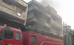 Fire at shoe factory in Delhi, one dead (Representational image)