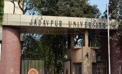 Jadavpur University campus toilets