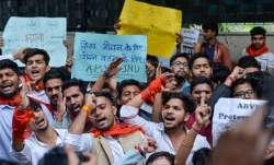 Fee hikes, discrimination trigger unrest on varsity campuses