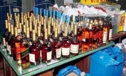 Over 5,000-litre smuggled liquor seized in Greater Noida