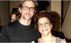 Hrithik Roshan's mother watched Super 30 nine times in