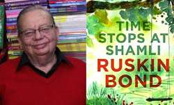 Rejoice readers! Ruskin Bond's stories to come out as audio