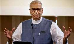 Ayodhya judgment flawed, but we need to move on: Yashwant Sinha