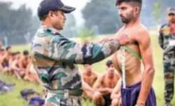 Over 400 youths from Jammu and Kashmir inducted into Army