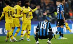 Champions League: Barcelona send Inter Milan to Europa League with 2-1 win