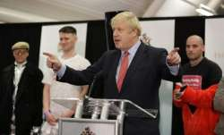 UK's Boris Johnson claims Brexit mandate as Tories secure majority