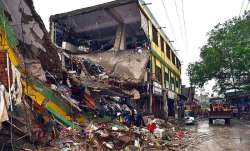 2 houses collapse in Coimbatore; many feared trapped