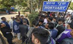 After victims' families object, bodies of Bihar residents