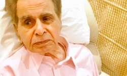 Dilip Kumar expresses gratitude for love & prayers on 97th birthday