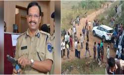 Top cop Sajjanar who killed Hyderabad rape-murder accused