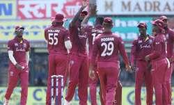 Live Score India vs West Indies, 1st ODI: Quick wickets hurt India's big score hope