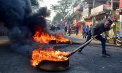 anti-cab stir, citizenship amendment act, citizenship act, assam, west bengal, janpath metro station