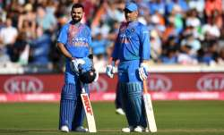 Kohli-Dhoni duo add another feather to cap, this time on social media