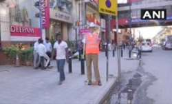 Pictures of this pathbreaking move by the traffic police