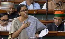 Government working on more measures to boost economy, says Nirmala Sitharaman