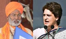 Priyanka Gandhi slams Sakshi Maharaj for wishing Unnao rape accused on his birthday