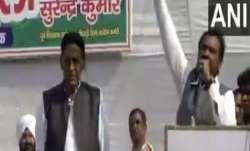 Congress MLA Surender Kumar