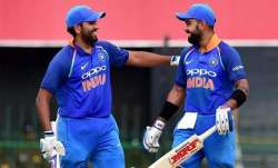 Rohit Sharma, Virat Kohli, india vs west indies