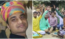 Dr Feroz Khan quits SVDV faculty; BHU students end month-long protest