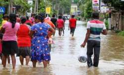 Thousands of people displaced in Sri Lanka's north, east provinces due to torrential rain