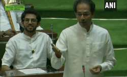 Will never dump Hindutva: Maha CM Uddhav Thackeray tells House