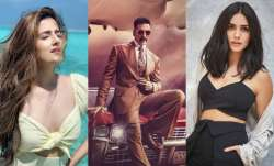 Mrunal Thakur or Nupur Sanon, who will Akshay Kumar romance in Bell Bottom?