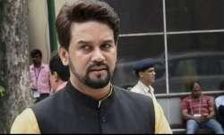 Anurag Thakur/File