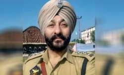 Davinder Singh, Srinagar, NIA,