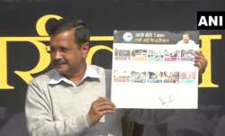 From women safety to world-class education: Arvind