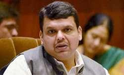 A file photo of Devendra Fadnavis