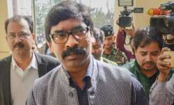 Hemant Soren drops sedition charges against 3000 anti-CAA