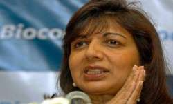 Australia to confer Kiran Mazumdar-Shaw with country's highest civilian honour, 'Order of Australia'