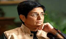 Puducherry CM, Ministers exit Kiran Bedi's 'at home' reception in huff; raise eyebrows