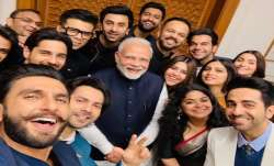 BJP plans more interactions with Bollywood celebrities on