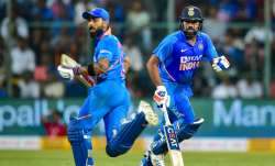 3rd ODI: Rohit Sharma slams century, Virat Kohli 89 to help Team India claim series 2-1 versus Austr