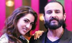 Sara Ali Khan is proud of being Saif Ali Khan's daughter