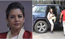 Shabana Azmi health update after car accident